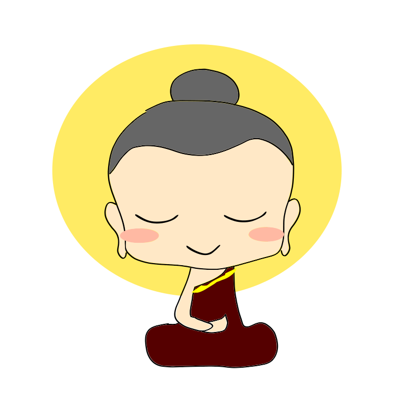 Buddhism Clip Art Download.
