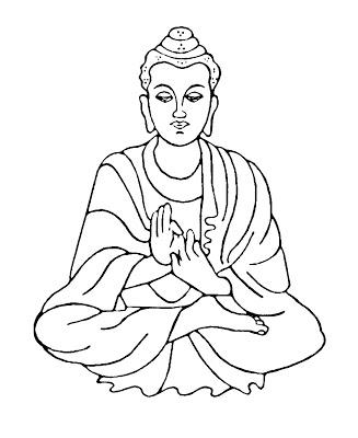 Buddha Clipart.