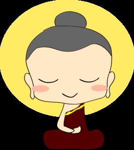 Buddha Clip Art at Clker.com.