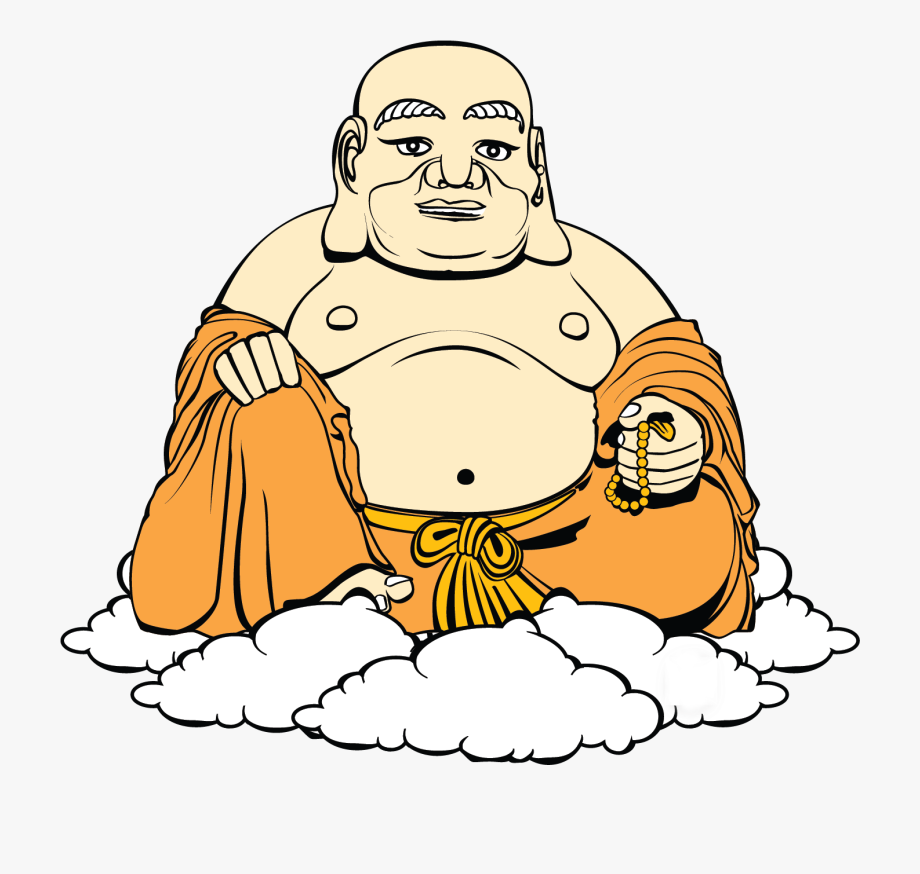 Free To Use &, Public Domain Buddhist Clip Art.