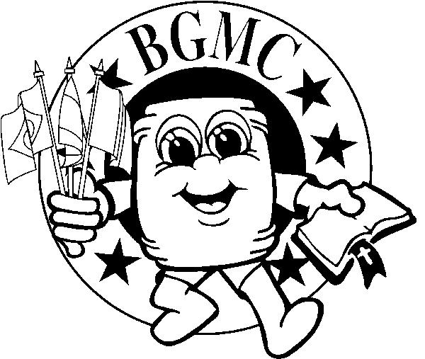 BGMC Buddy Barrel Clip Art free image.