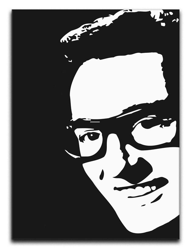 Buddy Holly Canvas Print or Poster.