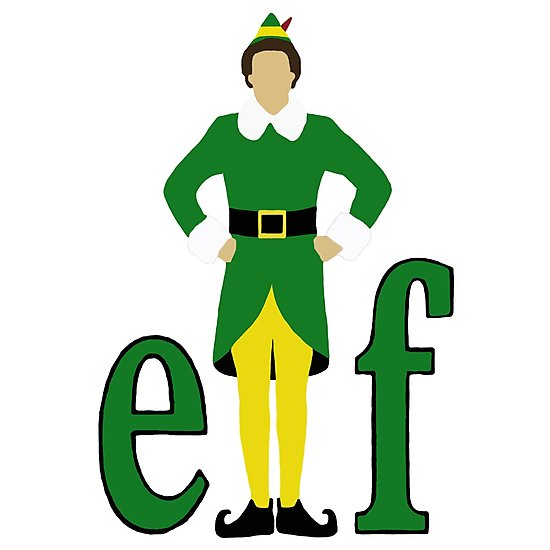 'Buddy the Elf' Photographic Print by birchandbark.