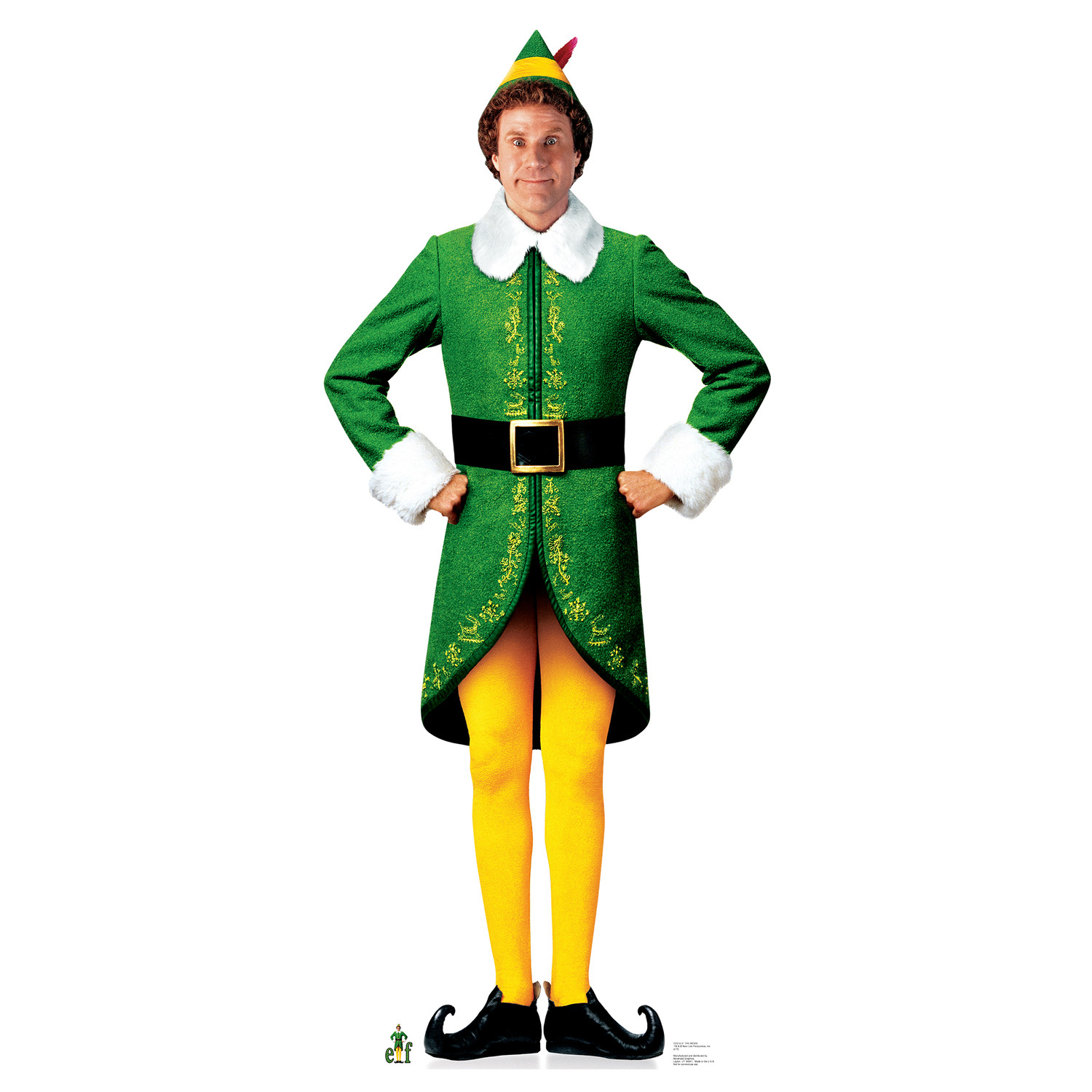 Buddy the elf clipart 7 » Clipart Station.