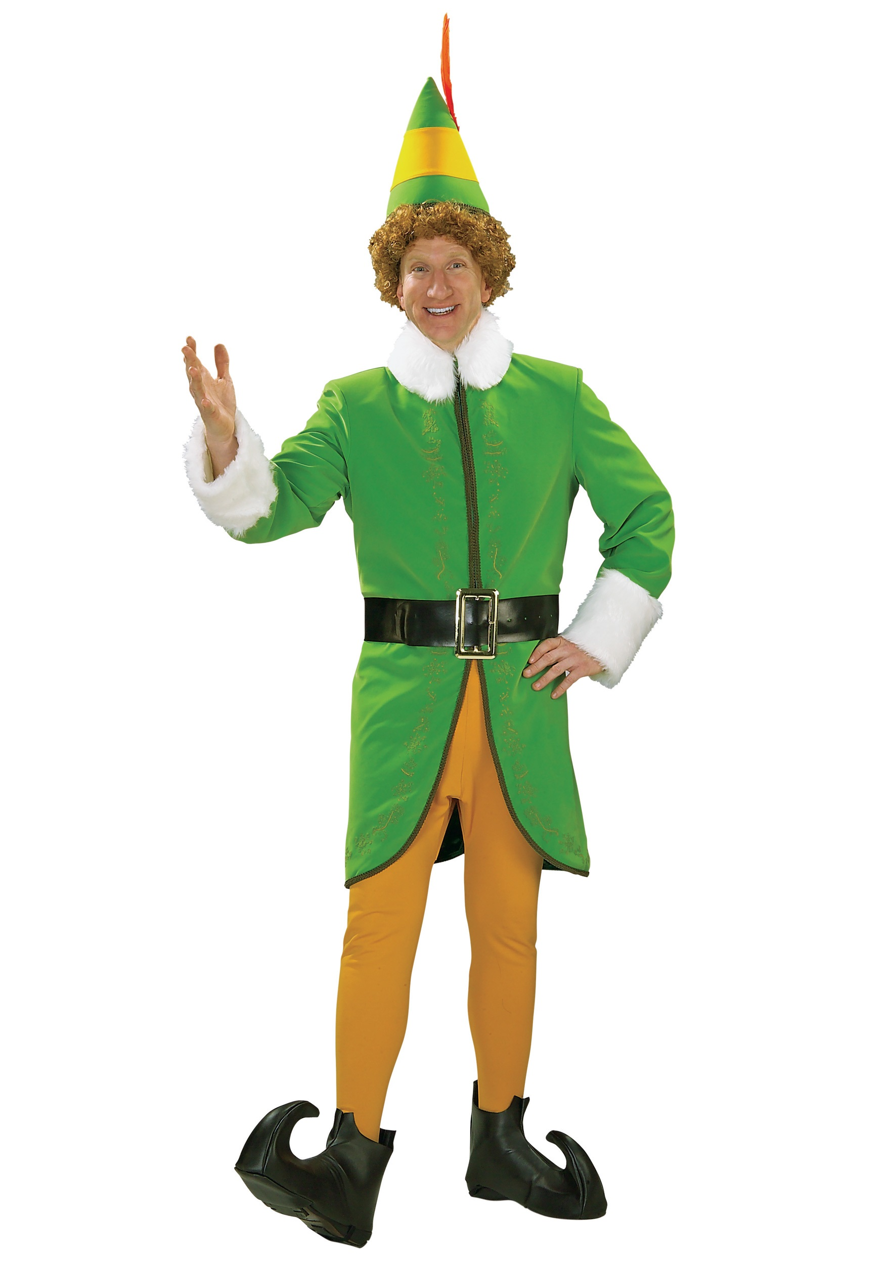 Buddy The Elf Clipart.