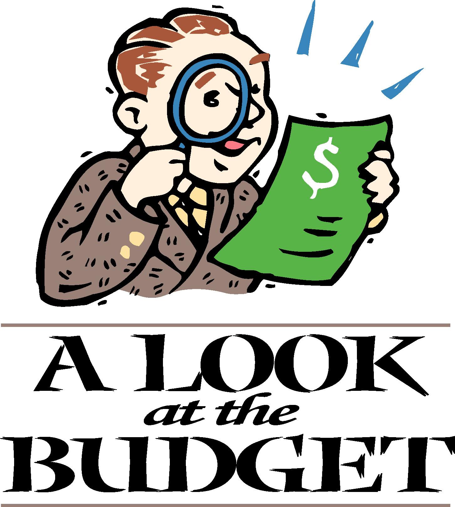 Budget Clip Art free image.
