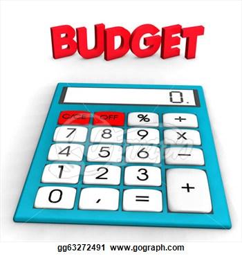 Budget Clip Art.