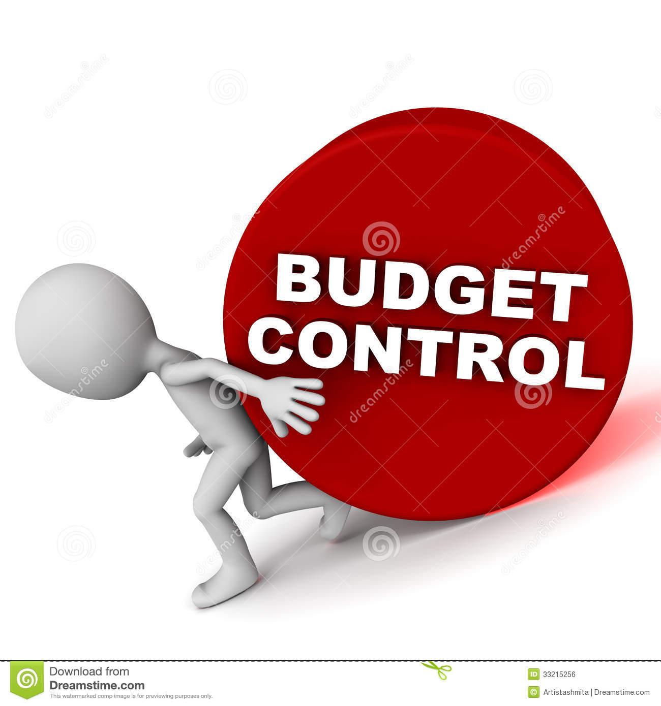 Business Budget Clipart.