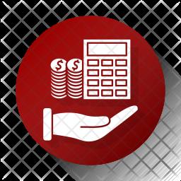 Budget Icon.