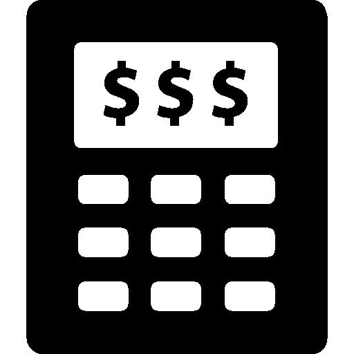 Budget calculator.