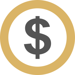 Budget Icon of Flat style.