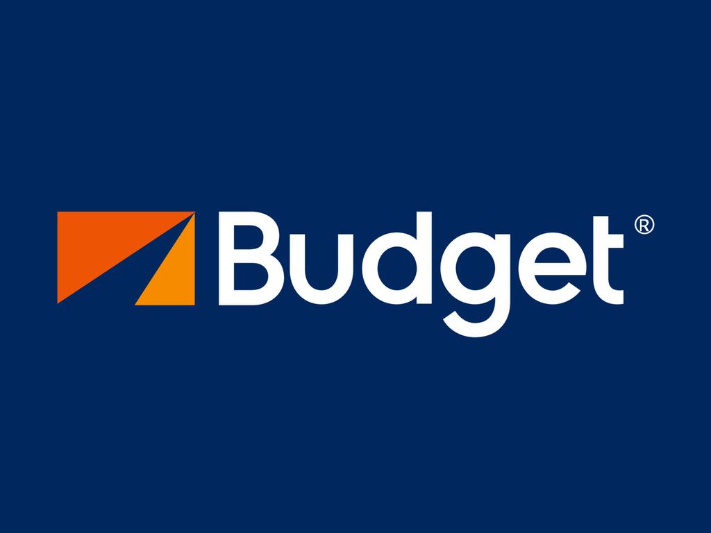 BUDGET Car Rental at Basel Airport BSL.