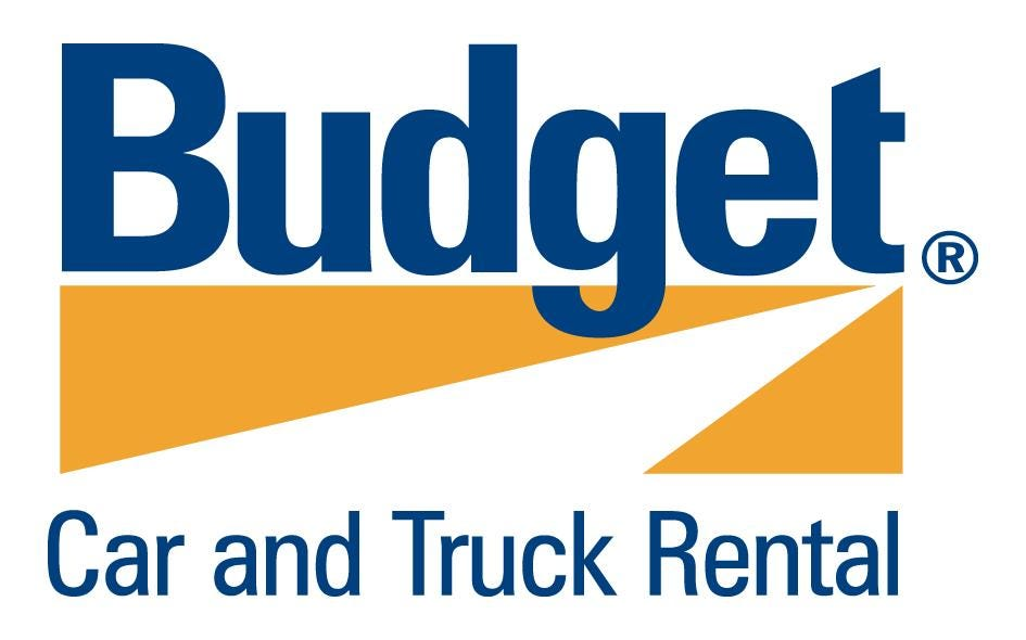 Budget Car Rental Has A New Logo.