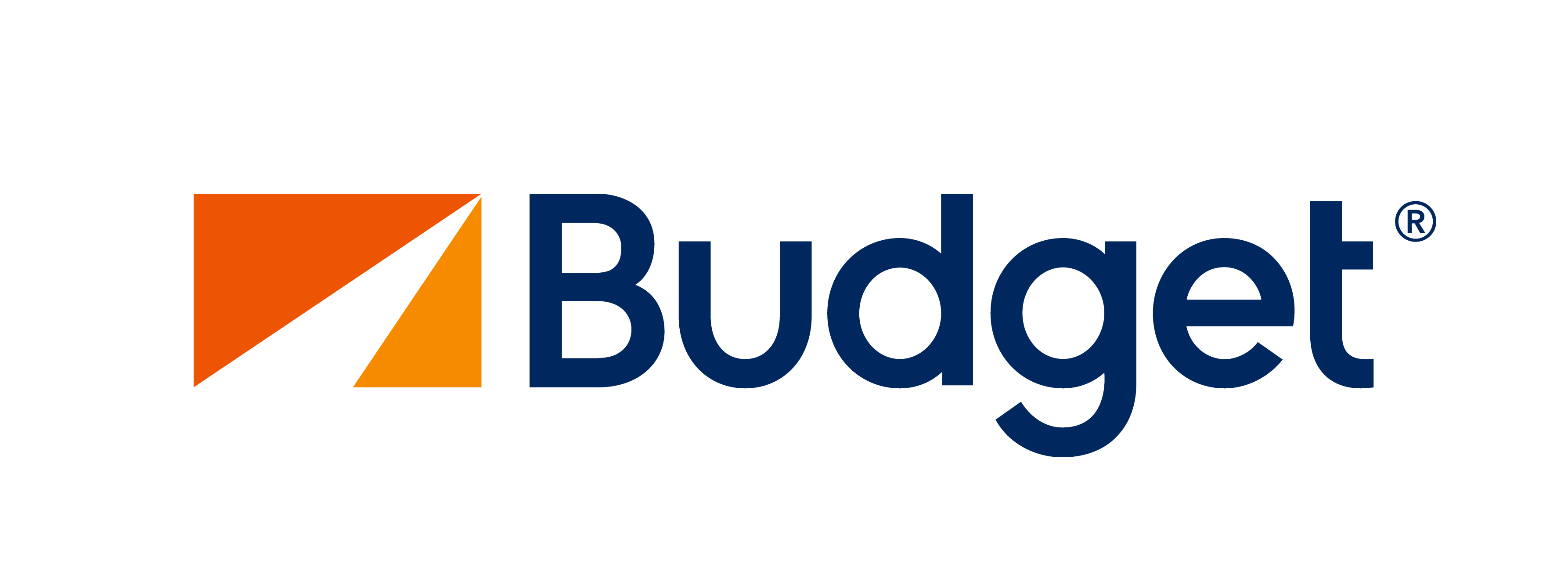 Budget Logo transparent PNG.