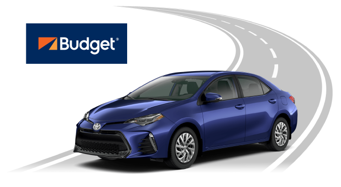 Budget Rent a Car At Charlesglen Toyota. Rent A Car While We Service.