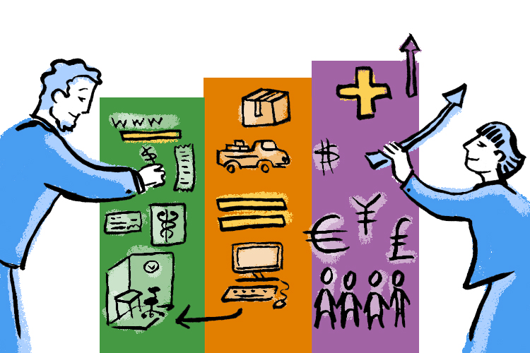 Budgeting Clipart.
