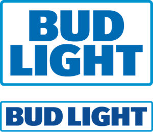 Bud Light Budweiser Logo Vector (.EPS) Free Download.