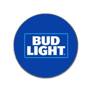 Details about Bud Light Logo Golf Ball Marker Beer.