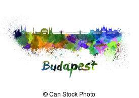Budapest clipart.
