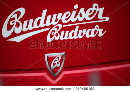Budweiser Beer Stock Photos, Royalty.