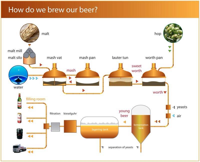 Budweiser Budvar Beer.