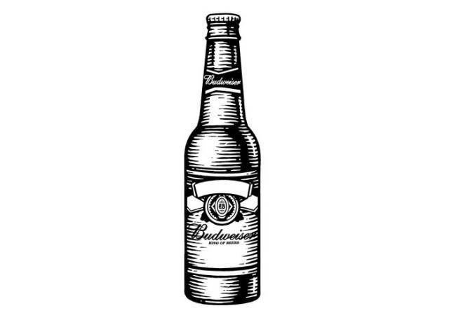 Budweiser Beer Bottle #Style #Beer.