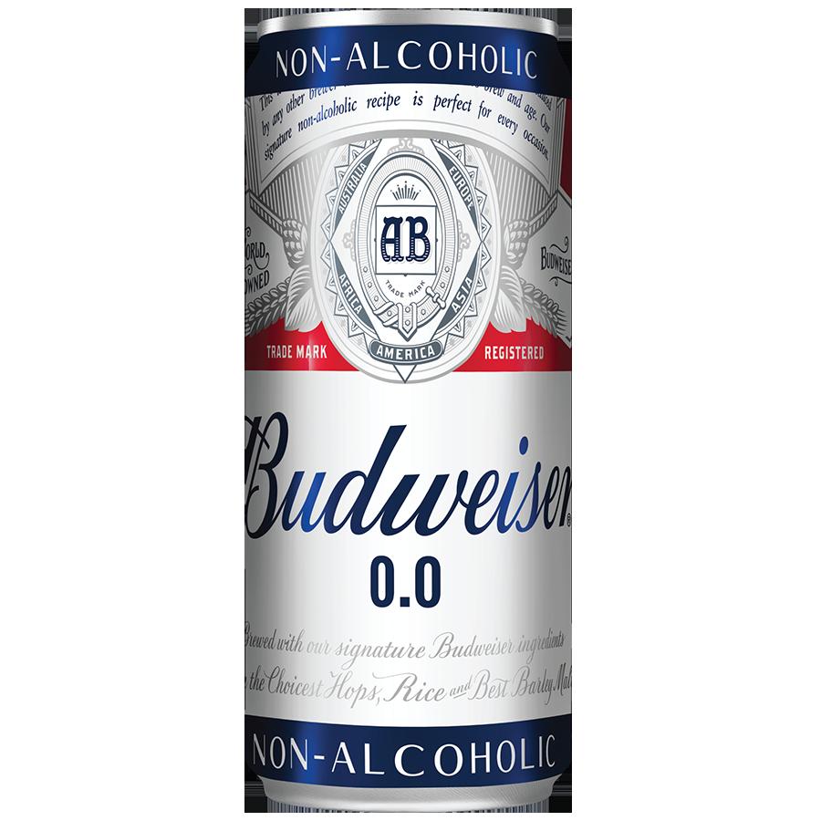 Budweiser 0.0 Non.