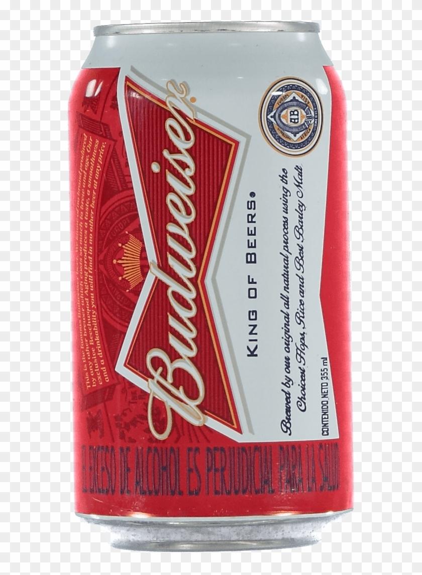 Budweiser Lata Png.