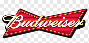 Budweiser cutout PNG & clipart images.