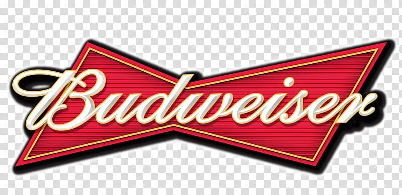 Budweiser logo illustration, Budweiser Anheuser.
