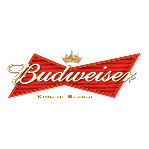Budweiser logo vector free download.