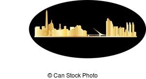Buenos aires skyline Clip Art Vector and Illustration. 34 Buenos.