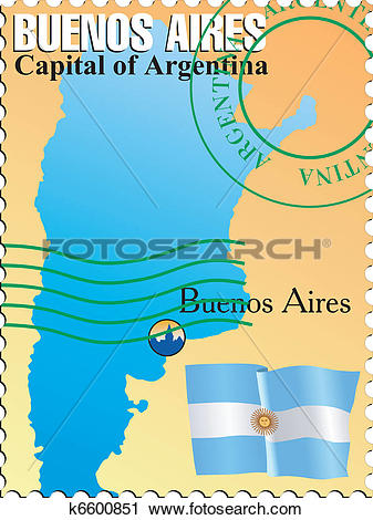 Clipart of Buenos Aires.