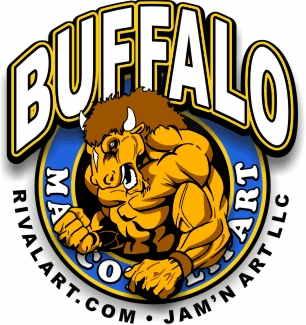 Buffalo Clipart on Rivalart.com.
