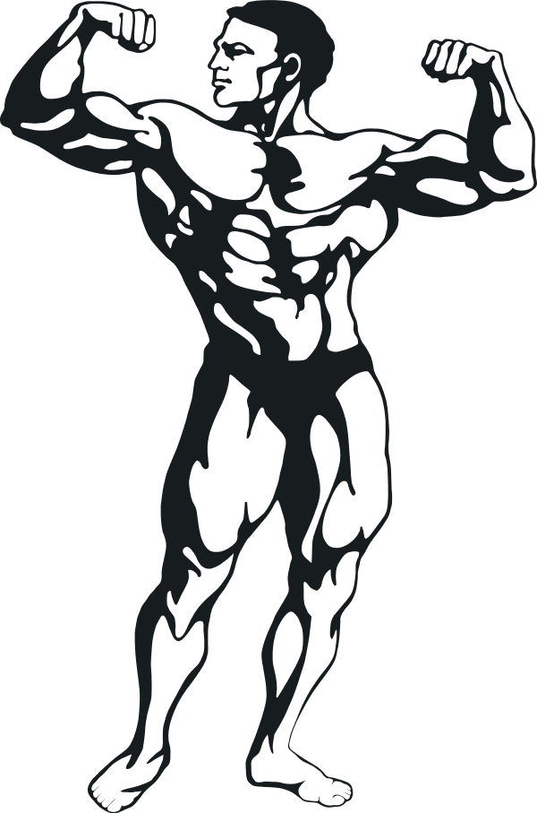 Free Muscle Man Cliparts, Download Free Clip Art, Free Clip Art on.