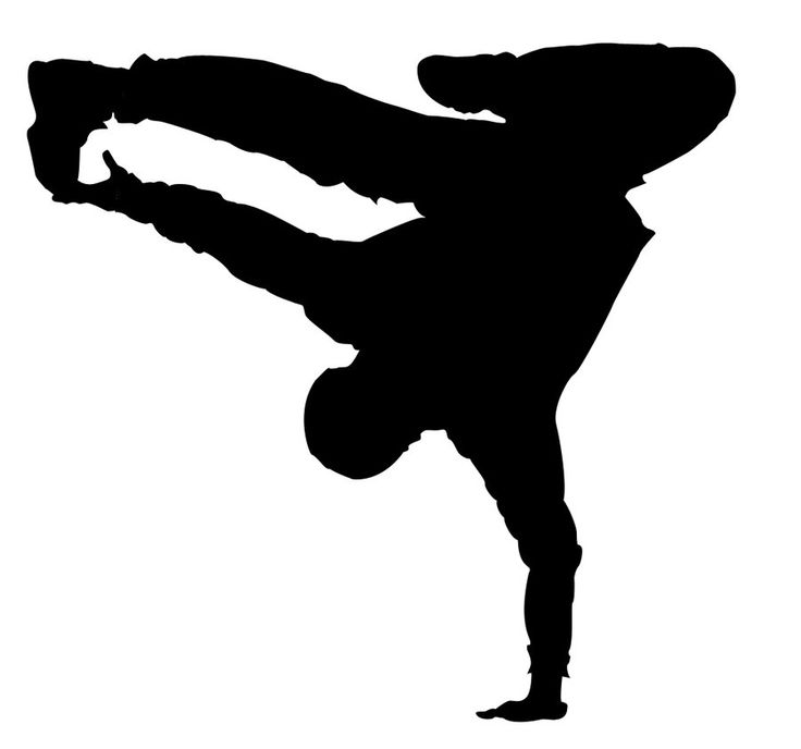 Guy Dancing Clipart No Background.