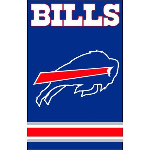 Bills Banner Flag.
