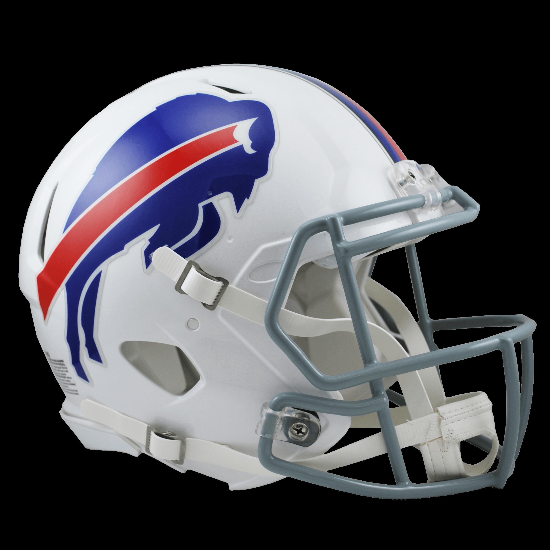 Buffalo Bills Helmet transparent PNG.