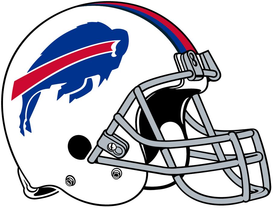 Buffalo Bills Helmet.