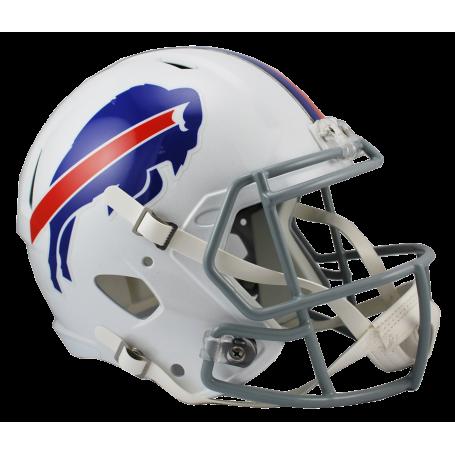 Buffalo Bills Full Size Riddell Speed Replica Helmet.