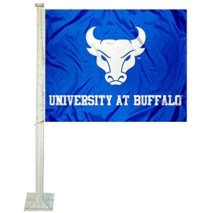 Amazon.com : College Flags and Banners Co. Buffalo Bulls New.