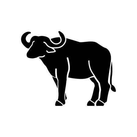 Water Buffalo Clipart Black And White & Free Clip Art Images #23114.