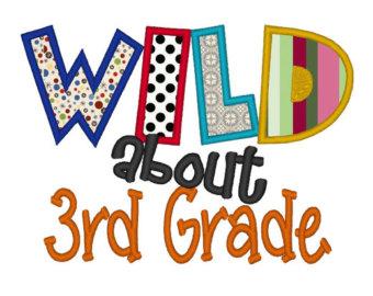 3rd Grade.