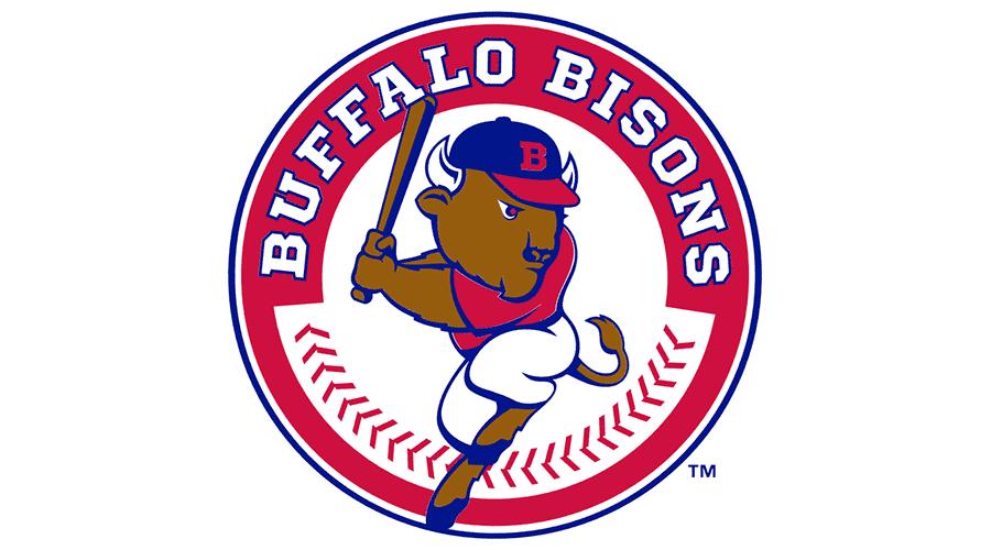BUFFALO BISONS Vector Logo.