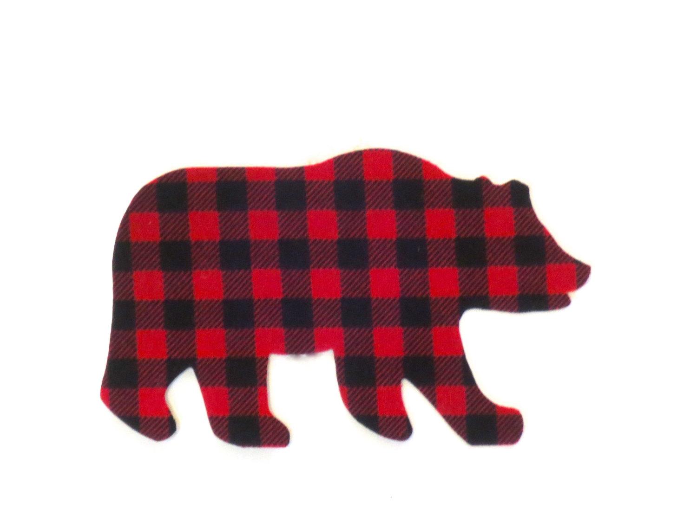 Lumberjack Bear Clipart.