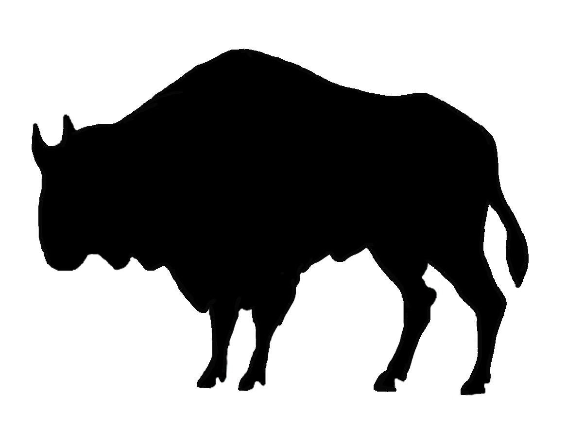 Free Buffalo Cliparts Black, Download Free Clip Art, Free.