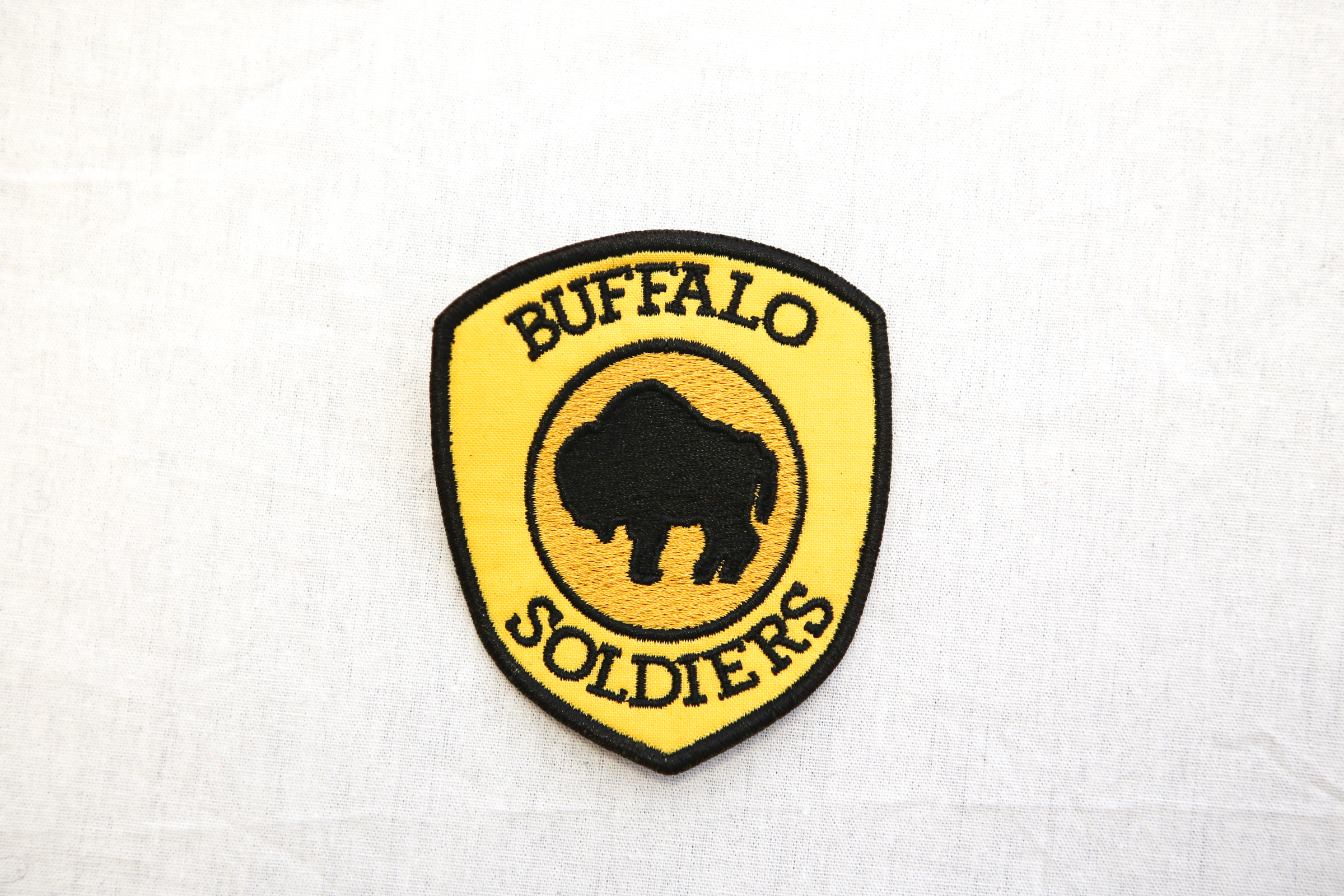 Buffalo Shoulder Patch.
