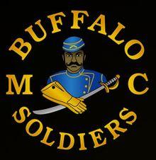 Buffalo Soldiers MC.