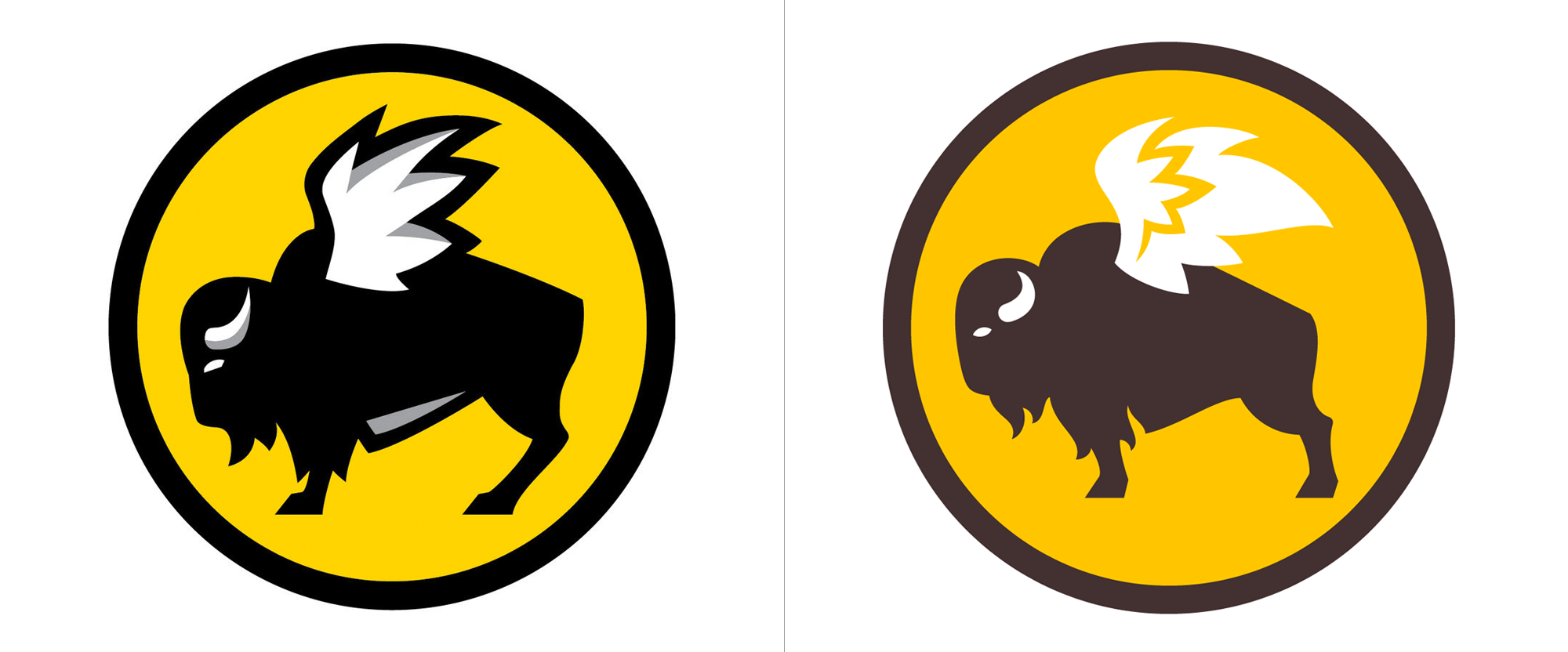 Brand New: New Logo and Identity for Buffalo Wild Wings by.