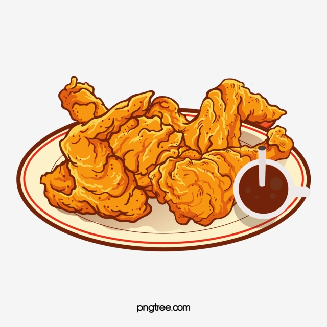 Chicken Wings PNG Images.